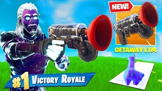 NEW /-/ GRAPPLER /-/ GUN GETWAY LTM IN FORTNITE MFT FAILS