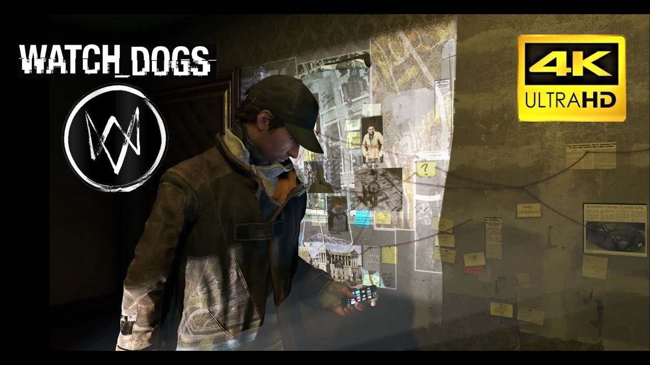 Watch Dogs : Bottom of the Eighth with Living City MOD @ 4K ULTRA 60fps