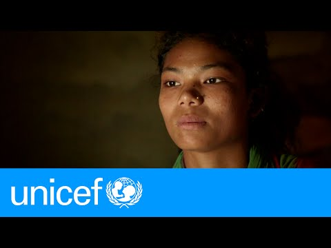 From the football field to the classrooms of Nepal | UNICEF
