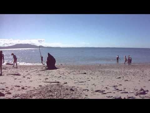 Muggy Muggy Beach (Low Tide), Dunk Island, Queensland, Australia