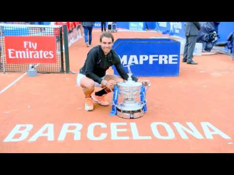 Rafael Nadal beats Dominic Thiem for record 10th Barcelona title