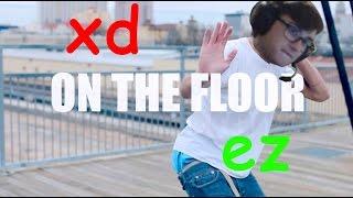 ice jj fish on the floor fc