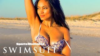 Ariel Meredith Embraces The Local Flavor Of The Gulf Coast | On Set | Sports Illustrated Swimsuit