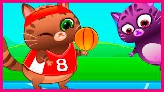 КОТЕНОК БУБУ #9 - Мой Виртуальный Котик Bubbu My Virtual Pet - мультик игра видео для детей.