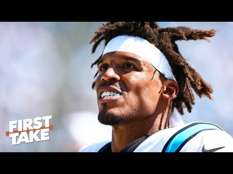 The Panthers need to find Cam Newton's successor – Max Kellerman | First Take