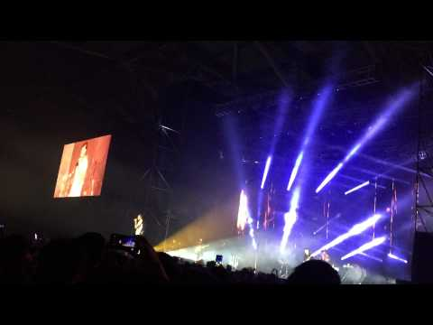 Imagine Dragons-Gold [Taipei City, Taiwan, 2015]