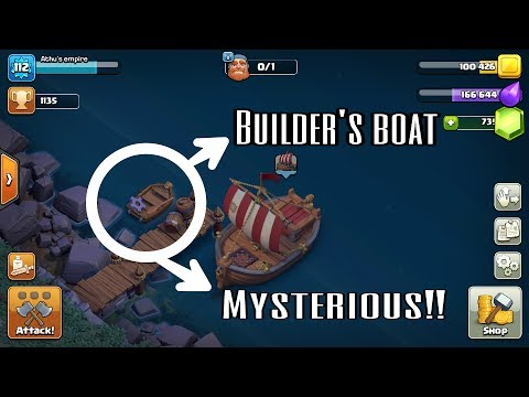 Builder's Boat Mystery / New Gear Up Feature ..
