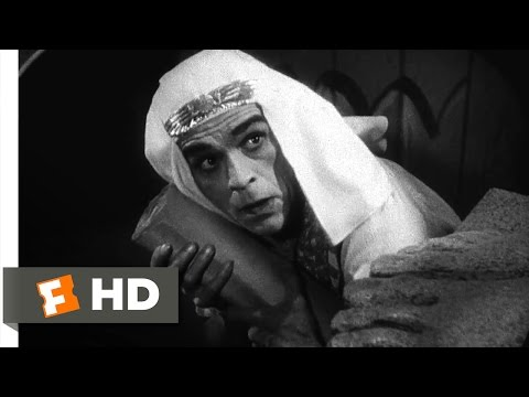 The Mummy 510 Movie CLIP  Caught Doing An Unholy Thing 1932 HD