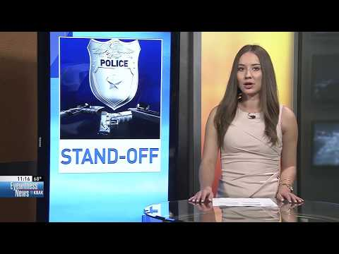 Suspect arrested following standoff in northeast Bakersfield