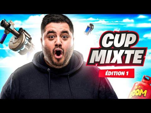 🏆 LE RETOUR D'UN EVENT FORTNITE ! (Cup Mixte)