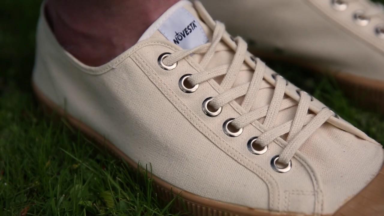 9025b3eb166784 Novesta Star Dribble and Star Master Sneakers - YouTube