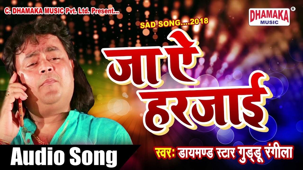 Guddu Rangila (2018) जा ऐ हरजाई || Super Hit Sad Song