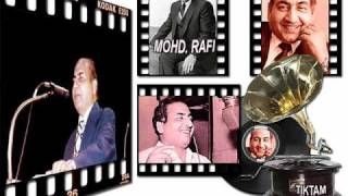 Anand-milind & bobby bose  documentary on mohd. rafi songs of unreleased film' teri nazar - part- i