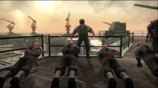 Trenched GDC 2011 Announcement Trailer (Xbox 360)