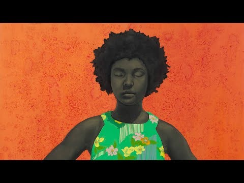 The Artist's Voice: Amy Sherald and Devan Shimoyama