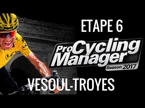 TOUR DE FRANCE 2017 | ETAPE 6 | VESOUL-TROYES