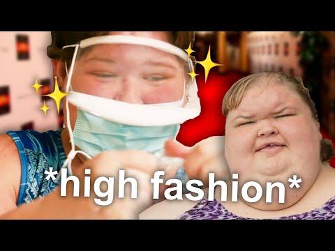 1000 lb sisters being ICONS (3): paris fashion week