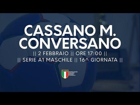 Serie A1M [16^]: Cassano Magnago - Conversano 27-29