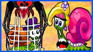 Улитка боб snail bob развивающий мультик  игра для детей про улитку от фаника