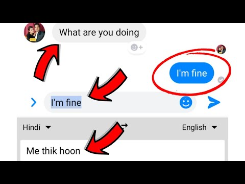 How To Use Google Translate In Facebook Messenger