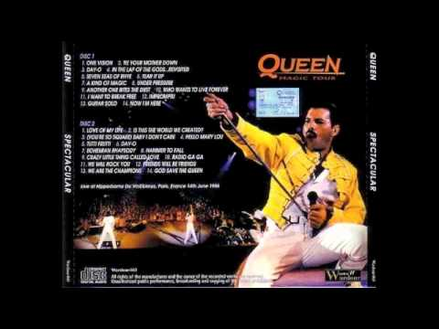 18. Hello Mary Lou (Queen-Live In Paris: 6/14/1986)