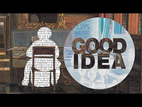 Wielka sztuka dla... podglądaczy i detektywów? | Art is a good idea