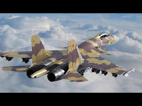 Боевые самолеты России. Весь мир в шоке.