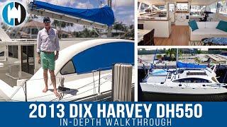 2013 Dix Harvey DH 550 Perform…