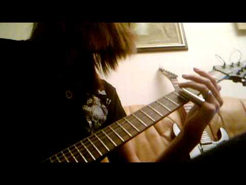 Mustang Nismo Brian Tyler Feat Slash Guitar Cover By Me