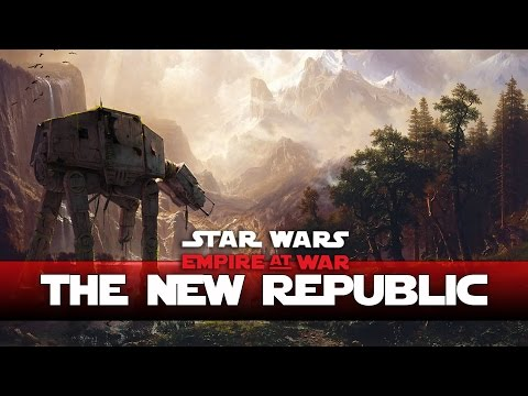 Secure The Core Worlds! - Thrawns Revenge - Ep15 - (Star Wars RTS Lets Play)