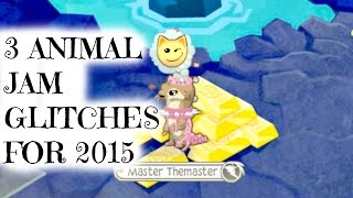 3 Animal Jam Glitches for 2015