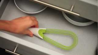 Joseph Joseph® Twist 2-in-1 Silicone Whisk