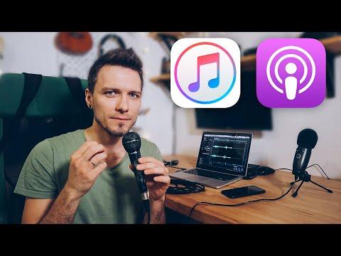 Подкасты | Чем записывать | Куда выкладывать | Как добавить в iTunes