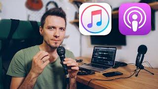 подкасты  Чем записывать  Куда выкладывать  Как добавить в iTunes