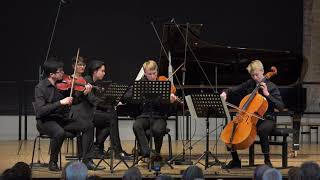 Johannes Brahms Klavierquartett Nr 1 op 25  4 Rondo alla Zingarese Presto