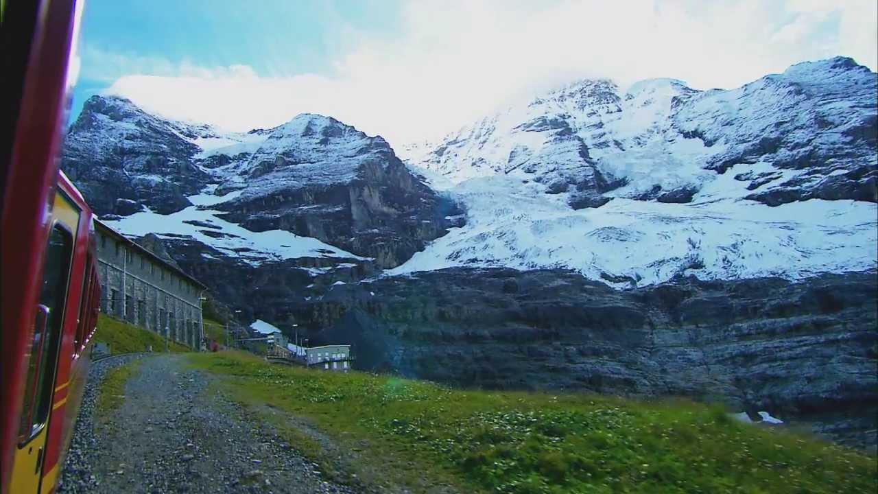 "HD Travel-Switzerland  Real Rail Adventures: ""Train Facts and Zurich"""