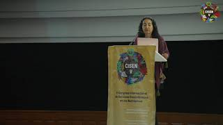 Ivette Perfecto & David Barton Sesión Plenaria - CISEN V