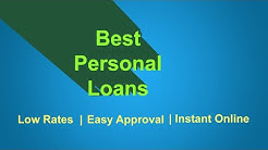Best Personal Loans: How to Get a Personal Loan From Online Companies