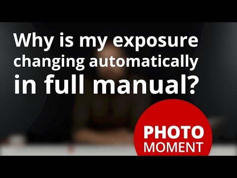 Why is my Exposure Changing in GH5 Full Manual Video Mode? —PhotoJoseph's Photo Moment Q&A