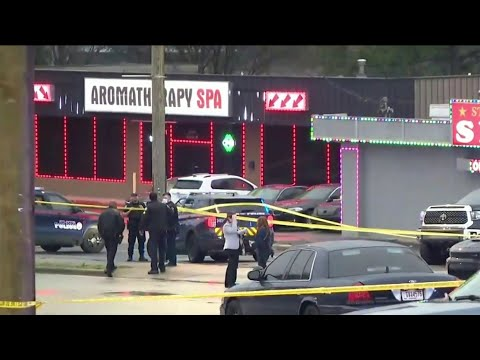 8 People Dead Including 6 Asian Women After White Man Shoots Up 3 Atlanta-Area Massage Parlors