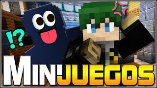 Quién es quién?   Minecraft Minijuegos con @Dsimphony