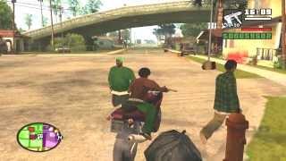 GTA San Andreas #17 Meu nome é Zé Pequeno