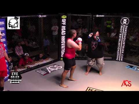 Knockout Promotions Justice Galloway Vs Brooke Martin