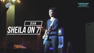 "Sheila on 7 ""Dan"" live"