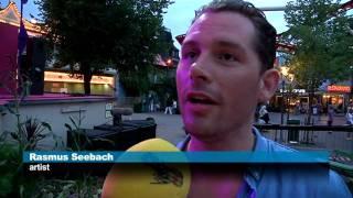 Rasmus Seebach gör dundersuccé med Natteravn