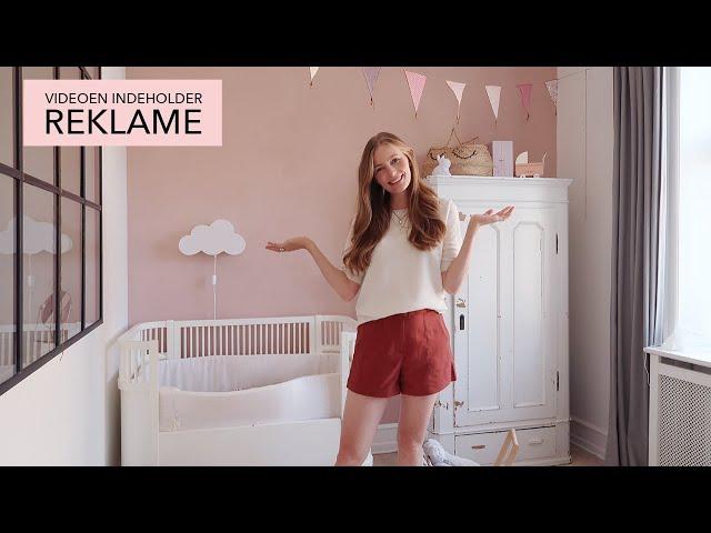VLOG: Nyt børneværelse (REKLAME FOR GROHE)