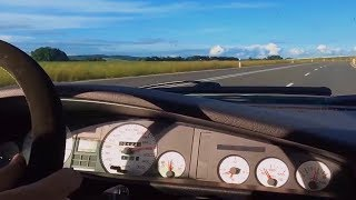 Audi 100 C4 2.2 20V Turbo Brutal Acceleration Sound 1000HP