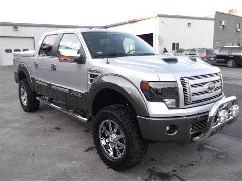 2013 ford f 150 tuscany ftx 4x4 crew cab lifted truck youtube. Black Bedroom Furniture Sets. Home Design Ideas