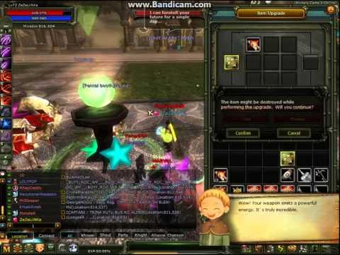 Knight Online PRO İtem Upgrade Party-2 | Jerry Valdez