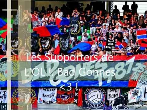 L'Olympique Lyonnais, Hymne